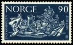 Bilde av 535 90 ø.mattblå