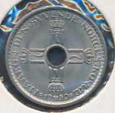 1 krone 1950 Kv 0