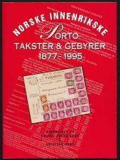 Norske innenrikske portotakster og gebyrer 1877-1995
