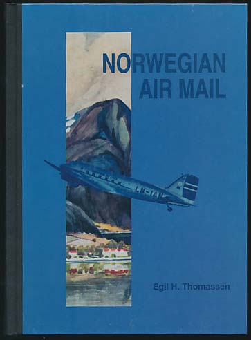 Norwegian air mail - Egil H. Thomassen