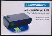 UV lampe - Bordmodell med 230 V strømforsyning