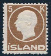 Island AFA 75 xx PRIMA postfrisk (2500)