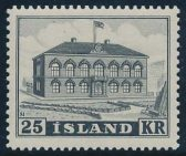 Island AFA 278 xx PRIMA postfrisk (1400)