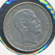 50 øre 1919 Kv 1+/01