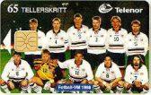 N-120 Fotball VM 1998  - 65ts