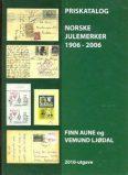 NYHET - Priskatalog over Norske julemerker 1906-2006