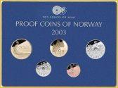 Bilde av Proofsett 2003 Norge