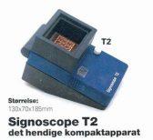 Bilde av Safe signoscope T2 for og finne vannmerker
