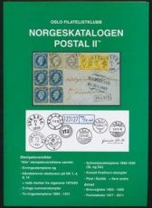 Norges katalogen postal II