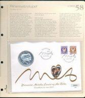 Bilde av SH myntbrev nr. 58 - Prinsessebryllupet